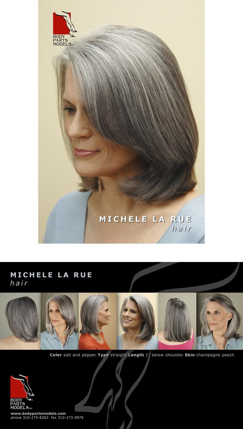 Michele La Rue Body Parts Models